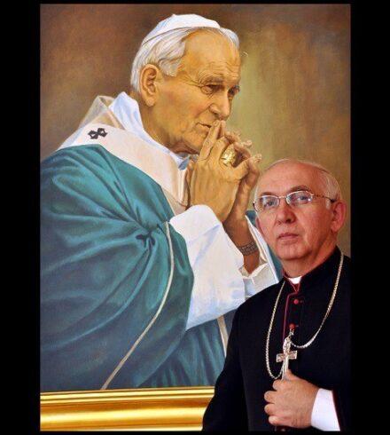 Nowenna Życia za przyczyną św. Jana Pawła II wintencji sędziów Trybunału Konstytucyjnego