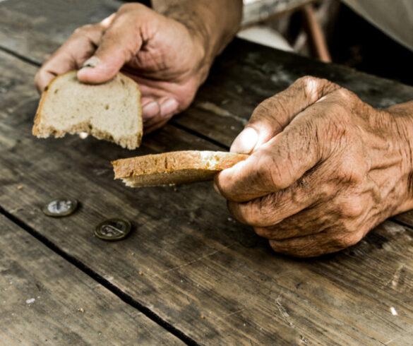 14 listopada  Światowy Dzień Ubogich